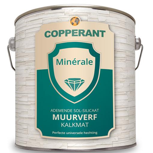 Minerale muurverf