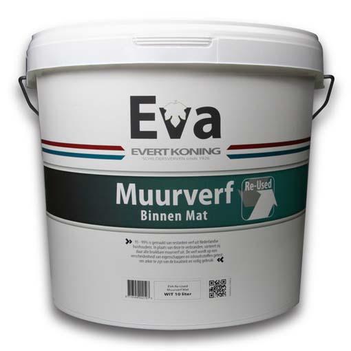 EVA muurverf