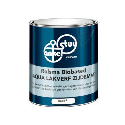 Rolsma Biobased Aqua Lakverf Zijdemat